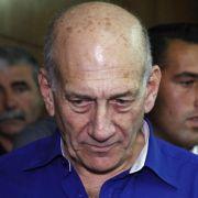 Weiterer Schuldspruch gegen Israels Ex-Regierungschef Olmert (Foto)