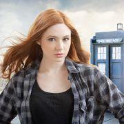 Matt Smiths Doctor stand die rothaarige Amy Pond als Begleiterin zur Seite, die von Karen Gillan (