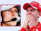Selten feierte Sebastian Vettel einen Sieg so emotional. (Foto)