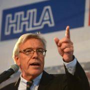 Hamburger Hafenkonzern HHLA erhöht die Dividende (Foto)