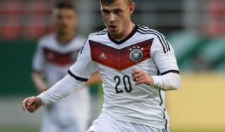 Die U21 der deutschen Nationalmannschaft live gegen England aus Middlesbrough. (Foto)