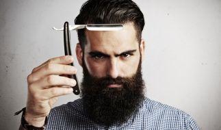 Männer mit Bart wollen aus der Masse hervorstechen. (Foto)