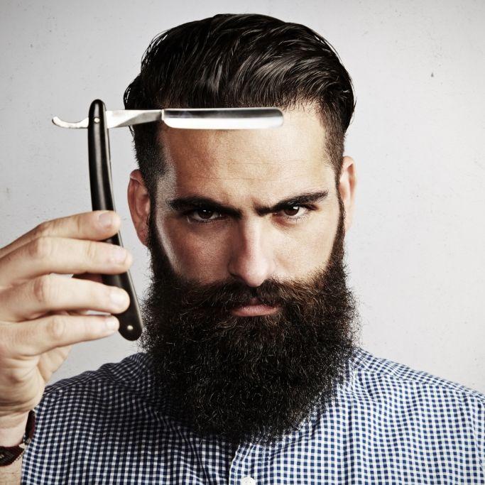 Warum ein Bart die Partnersuche vereinfacht (Foto)