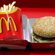 McDonald's serviert jetzt direkt am Tisch! (Foto)