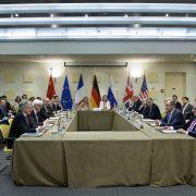 Finale der Atomgespräche mit dem Iran (Foto)
