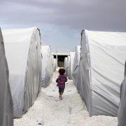 Flüchtlingshilfswerk UNHCR ruft zu mehr Hilfe für Syrer auf (Foto)
