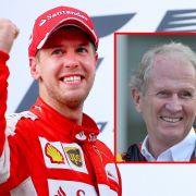 Red-Bull-Chef setzt auf Vettel-Sieg und sahnt ab (Foto)