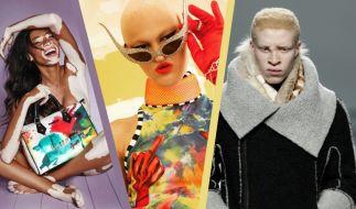 Trotz ihrer Makel sind diese Models gut im Geschäft. (Foto)