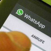 Für Android: Mit WhatsApp kann man jetzt telefonieren (Foto)