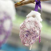 Nass, kalt, ungemütlich: So eklig wird das Osterwetter! (Foto)