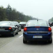 Achtung! Auf diesen Autobahnen wird es eng (Foto)