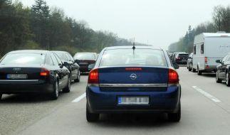 Ob Urlaub oder Tagesausflug: Viele machen sich zu Ostern mit dem Auto auf die Reise. (Foto)