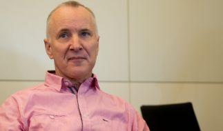 Kannibalen-Kommissar Detlev G. ist wegen Mordes verurteilt worden. (Foto)