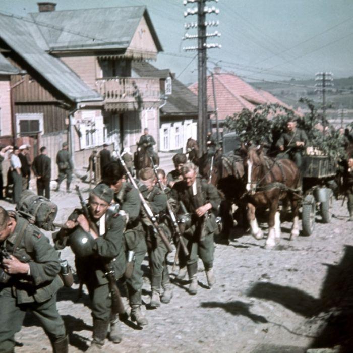 Die Wehrmacht kämpfte auf Crystal Meth (Foto)
