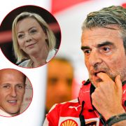 SMS von Schumi-Managerin rührt Ferrari-Chef zu Tränen (Foto)