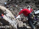 So identifzieren Bergungskräfte die Leichen (Foto)