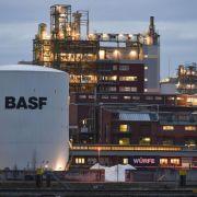 BASF klagt wegen Patentverletzung in Milliardenhöhe (Foto)