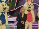 """Carmen Nebel präsentiert am 02. April 2015 die große Oster-Gala im ZDF """"Willkommen bei Carmen Nebel"""". (Foto)"""