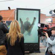 Nippelblitzer! Heidi Klum lässt ihre Mädchen untergehen (Foto)