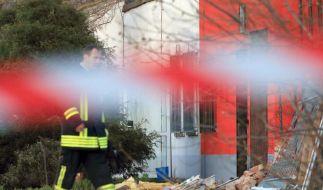 Drei Tafel-Ehrenamtliche sterben bei Feuer in Gommern. (Foto)