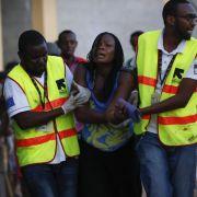 Blutigster Islamisten-Angriff in Kenia fordert fast 150 Opfer (Foto)