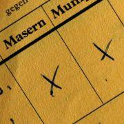 Masernwelle ungebremst: Fast 1000 Fälle in Berlin (Foto)
