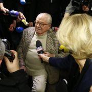 Neue Verharmlosung derGaskammern durch Jean-Marie Le Pen (Foto)