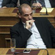 Athen versichert: Wir stehen nicht vor der Pleite (Foto)