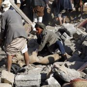 Viele Tote bei Luftangriffen im Jemen (Foto)
