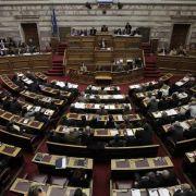 Griechisches Parlament sucht Schuldige für Finanzkrise (Foto)