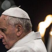 Papst lobt bei Osterfeiern die Atomvereinbarung mit Iran (Foto)