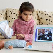 «Mimi-Blog»: Internet-Tagebuch einer Zweijährigen (Foto)