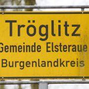 Nach Brandanschlag in Tröglitz Schutz für Landrat (Foto)