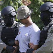 Indonesien: Keine Gnade für Australier in Todeszelle (Foto)
