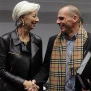 Varoufakis verspricht Rückzahlung von 450 Millionen Euro (Foto)