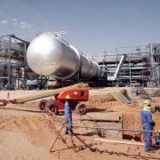 Ölpreise deutlich gestiegen (Foto)