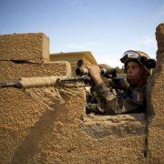 Geisel zufällig von französischen Soldaten in Mali befreit (Foto)