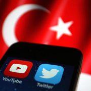 Blockade von YouTube und Twitter in der Türkei wieder aufgehoben (Foto)
