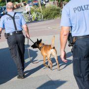 Angeklagter gesteht tödliche Schüsse auf Polizisten (Foto)