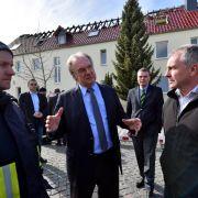 Land bemüht sich um Wohnungen für Flüchtlinge in Tröglitz (Foto)