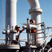 US-Ölreserven in Rekordhöhe erwartet (Foto)