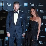 David Beckhams Bart geht's an den Kragen (Foto)