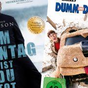 Amerikanischer Klamaukfilm vs. Schwarzem Humor von der Insel (Foto)