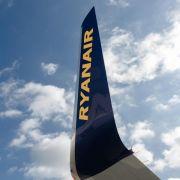 Ryanair befördert deutlich mehr Passagiere (Foto)