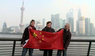 Schafft Daniel Kammerer (links) den Neuanfang in China? (Foto)