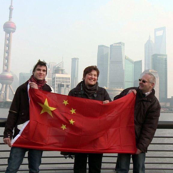 Hopp oder Top: Ein Bayer setzt in China alles auf eine Karte (Foto)