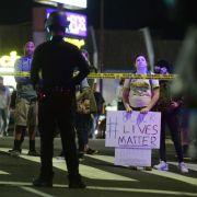 Die tödlichen Schüsse auf den Afro-Amerikaner Walter Scott erinnern an die Tragödie von Ferguson im vergangenen August.