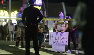 Die tödlichen Schüsse auf den Afro-Amerikaner Walter Scott erinnern an die Tragödie von Ferguson im vergangenen August. (Foto)