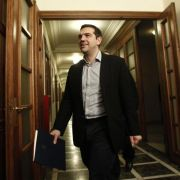 Alexis Tsipras zu Gesprächen in Moskau (Foto)