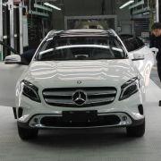China steigt zum größten Markt für Daimler auf (Foto)